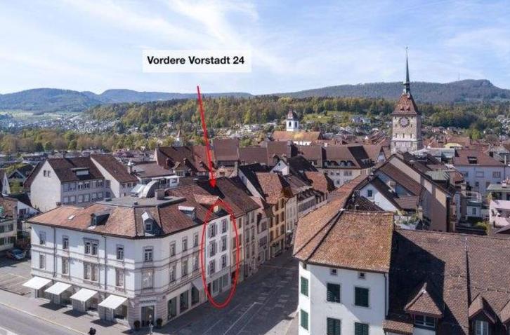 Neue hochwertige Dachwohnung, Aarau 4