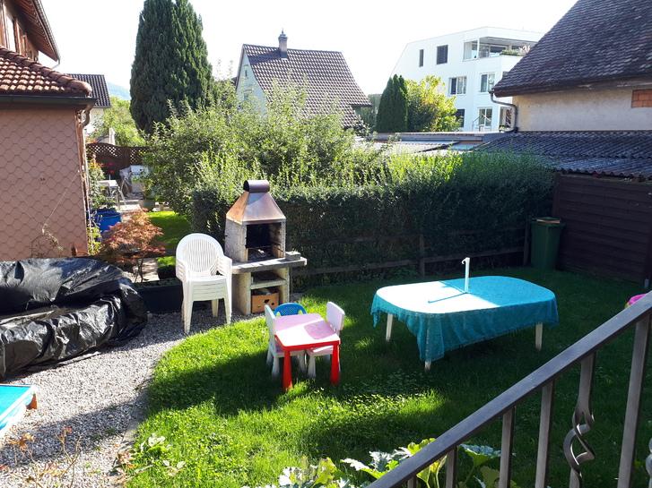 5 Zimmer Hausteil in Rebstein zu vermieten 9445 Rebstein