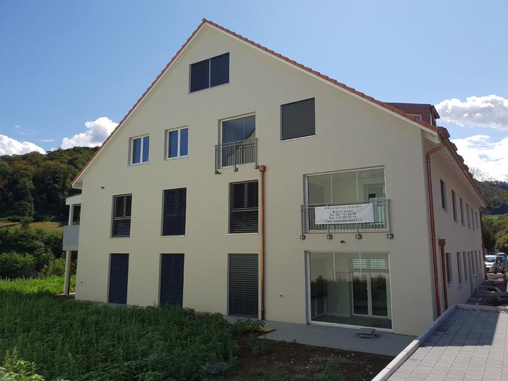 3.5 Zimmer-Neubau-Wohnung - modern, hell, originell 4147 Aesch BL