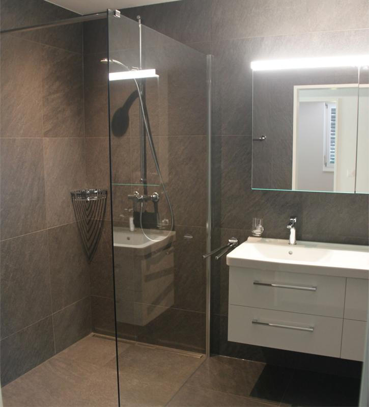 3.5 Zimmer-Neubau-Wohnung - modern, hell, originell 4