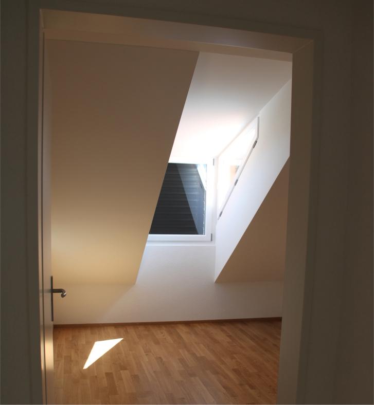 4.5 Zimmer Maisonette-Neubau-Wohnungen - modern, hell, speziell 3