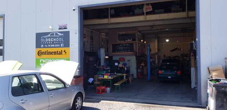 Nachmietersuche für Werkstatt 9465 Salez
