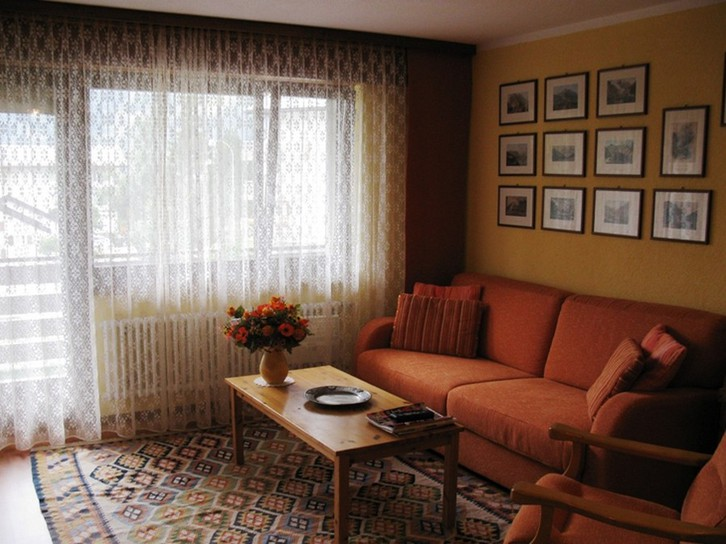 1.5-Zimmerwohnung mit Balkon im Haus Floralp 3954 Leukerbad
