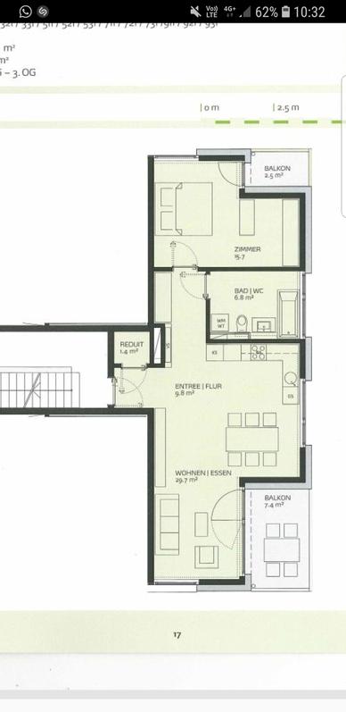 2.5 Zimmer Wohnung in Wetzikon 2