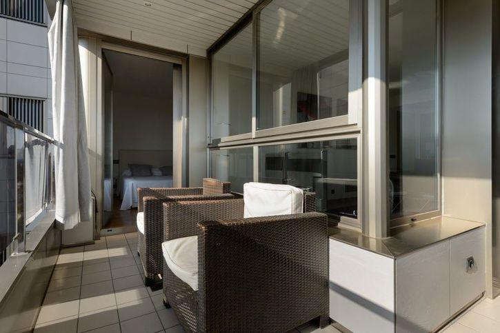Top ausgebaute 2 Zimmerwohnung im Zürich 4