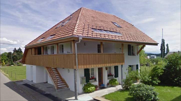 4 1/2 Zimmer-Wohnung in Bauernstöckli Diemerswil