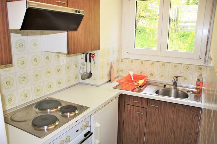 Leuca: Helle 1.5 Zimmer-Eckwohnung in zentraler, ruhiger Lage mit Südbalkon 2
