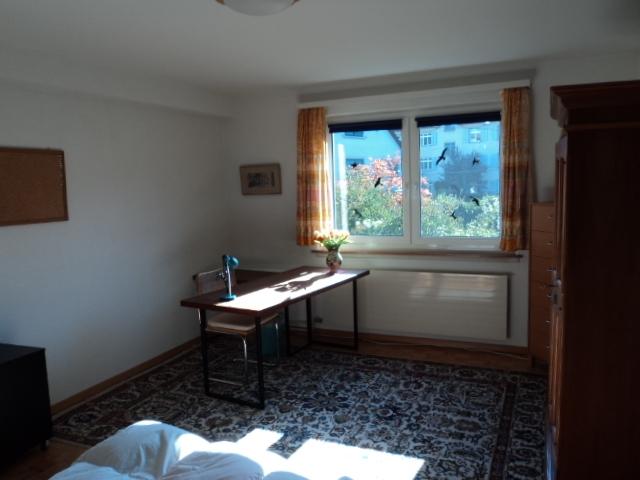 Möbliertes Zimmer in 3er-WG in Zürich 6 2