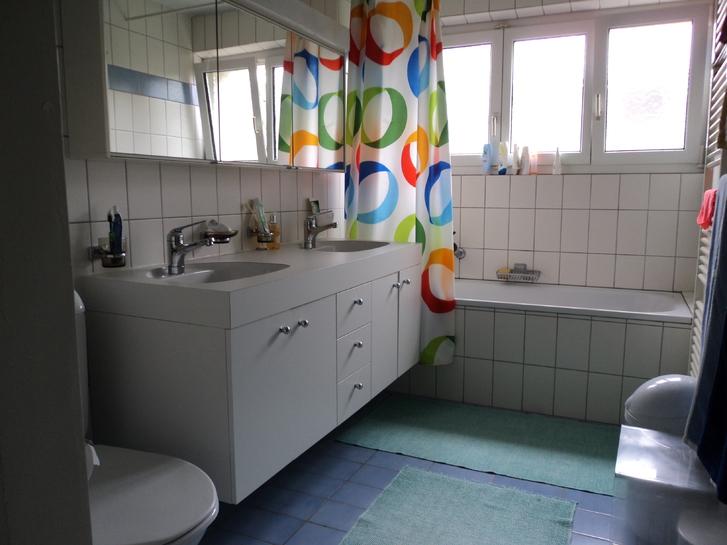 Möbliertes Zimmer in 3er-WG in Zürich 6 4
