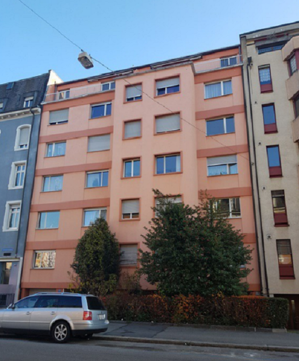 Charmante Wohnung an ruhiger Lage !!! 4055 Basel