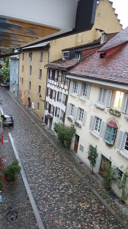 Zentrales WG Zimmer in 5Personen- Haushalt in Baden nach Vereinbarung Baden
