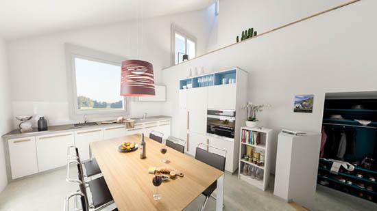 Suche Mitbewohner für hochwertige Maisonette-Wohnung 8475 Ossingen
