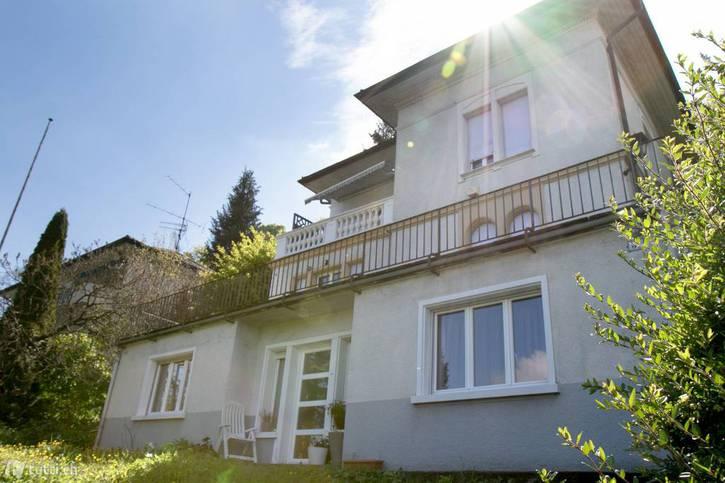 3 1/2 Zimmer Wohnung in Aarau mit grosser Terrasse und Weitsicht 5000 Aarau