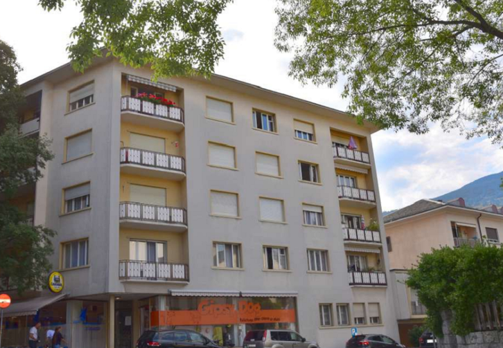 Appartement de 2.5 pièce au 3er étage !  1950 Sion