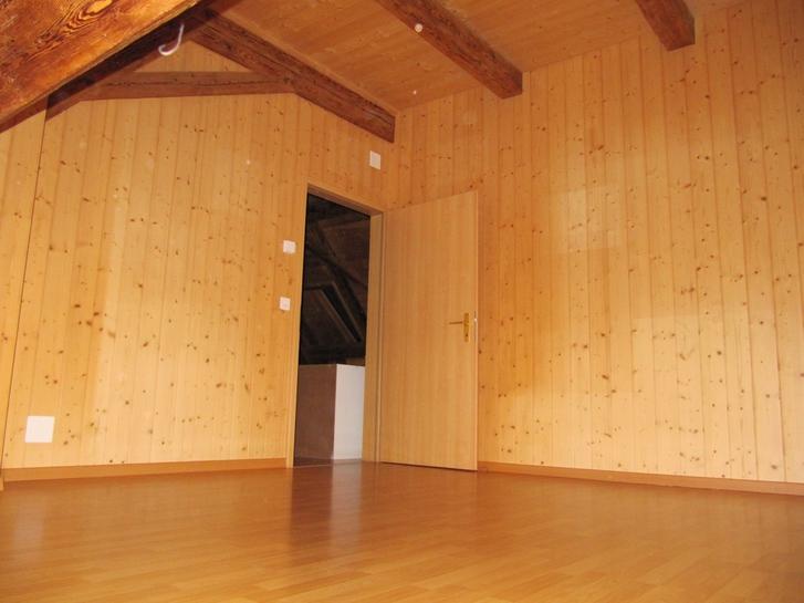 Schöne Wohnung im Dachgeschoss Bauernhaus mit Panoramablick 2
