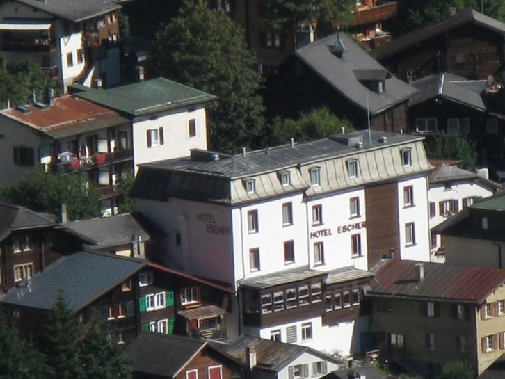 HOTEL und Restaurant ESCHER *** in Leukerbad 3954 Leukerbad