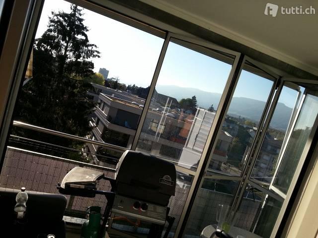 Moderne, schöne, günstige Wohnung mit zwei Balkonen 4528 Zuchwil