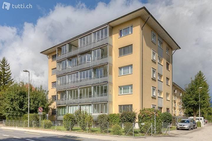 Moderne, schöne, günstige Wohnung mit zwei Balkonen 2