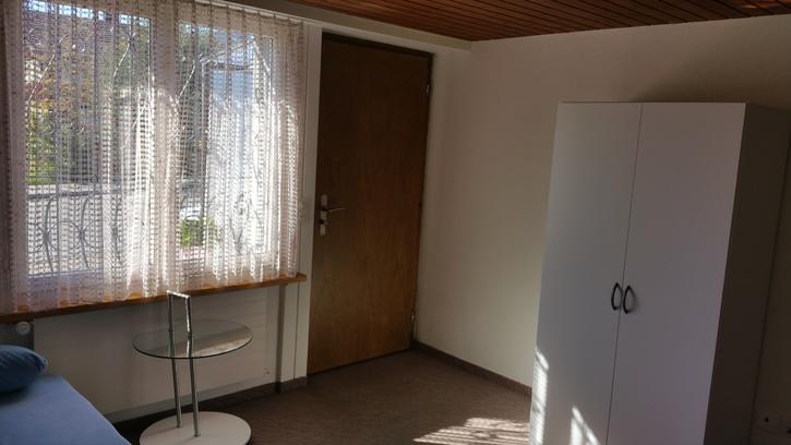 Helle Einliegerwohnung klein aber fein sucht Nachmieter in Appenzell 4