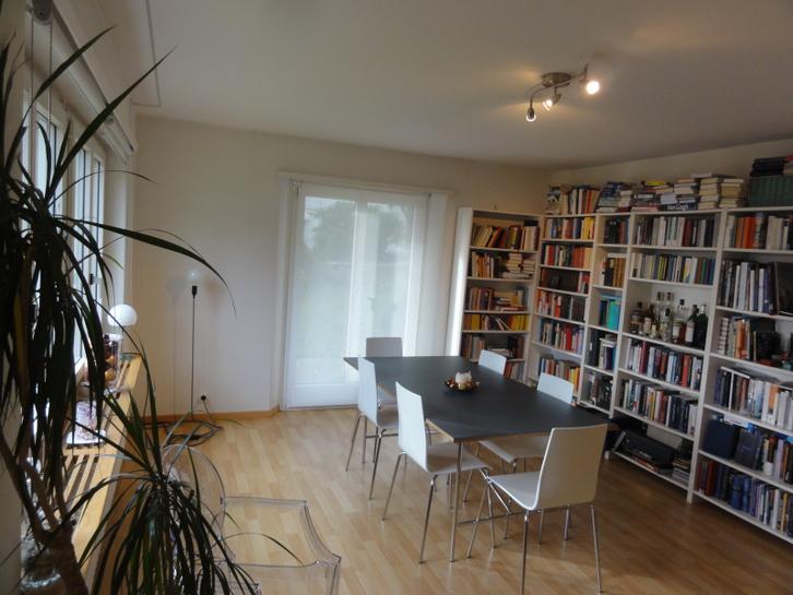 1.5-Zimmer-Gartenwohnung auf dem Zürichberg 2