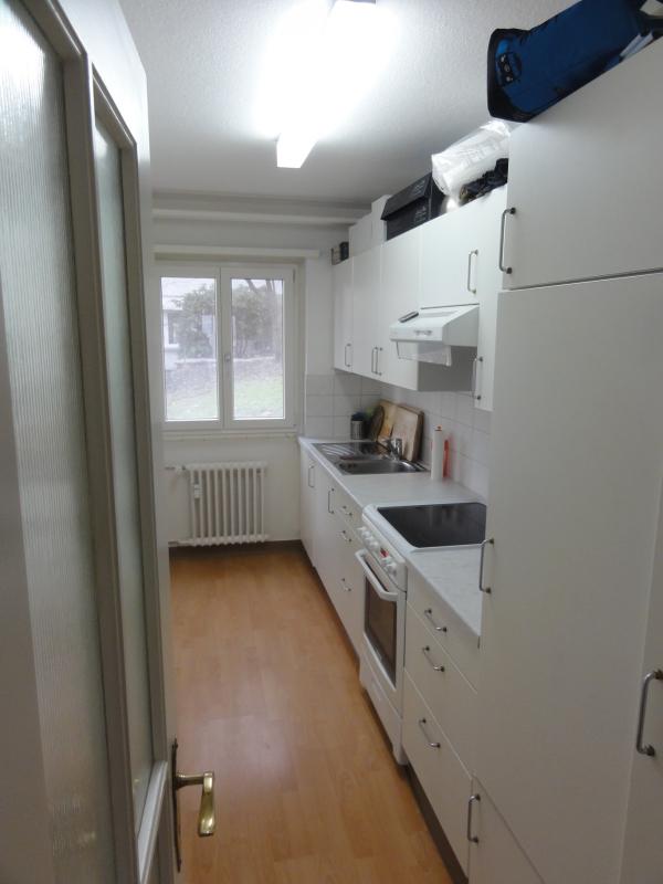 1.5-Zimmer-Gartenwohnung auf dem Zürichberg 3