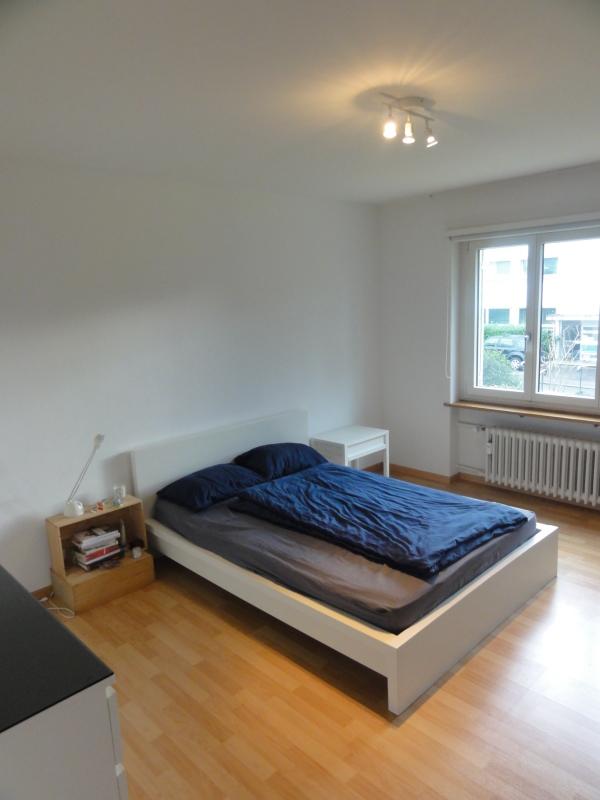 1.5-Zimmer-Gartenwohnung auf dem Zürichberg 4