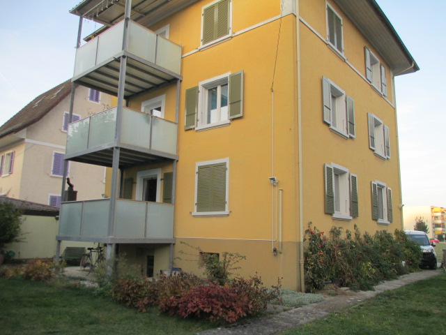 Tolle 3.5Zi Wohnung in Zuchwil 4528 Zuchwil