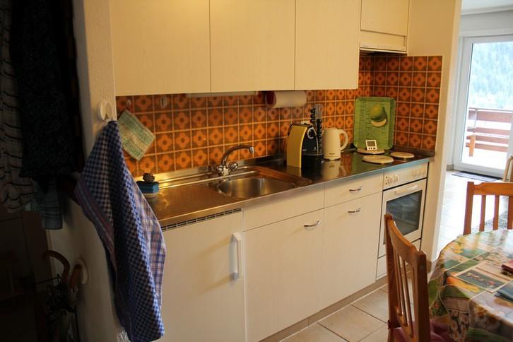Appartementhaus Pfeiren: helle, gepflegte 3-Zimmerwohnung mit Südbalkon und super Aussicht 2
