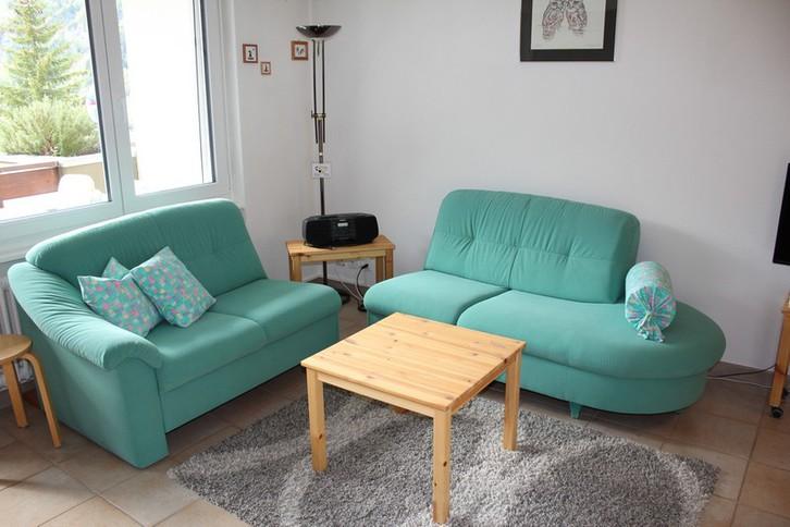 Appartementhaus Pfeiren: helle, gepflegte 3-Zimmerwohnung mit Südbalkon und super Aussicht 3