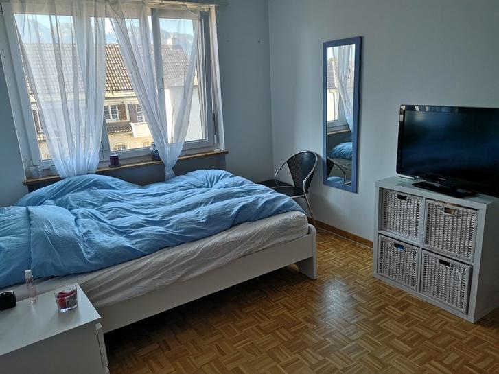 Grosszügige 4.5-Zimmer-Wohnung an zentraler Lage in Thun 3