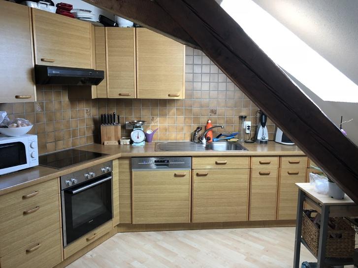 Schöne Dachwohnung im Herzen von Wiedlisbach 4537 Wiedliabach