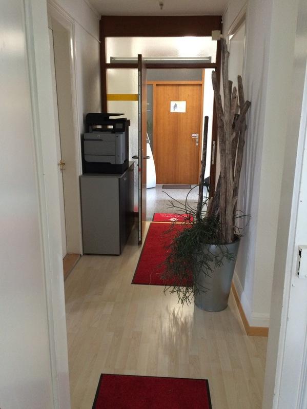 Büro zur vermieten an der Franklinstrasse 3 in 8050 Zürich 8050 Zürich