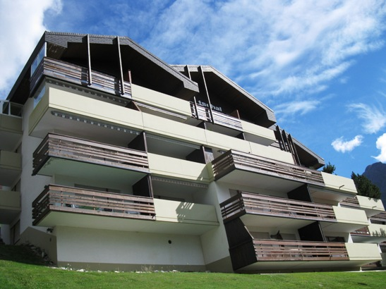 APPARTEMENTHAUS TSCHAL, gemütliche und preiswerte 1,5 Zimmerwohnung inkl. Parkplatz 3954 Leukerbad