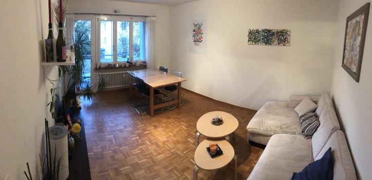 Schöne 2-Zimmer-Wohnung an toller Lage 3007 Bern
