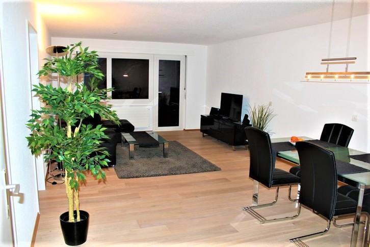Appartementhaus TSCHAL, grosse und helle 2.5-Zimmerwohnung mit schönem Südbalkon, neu renoviert 3954 Leukerbad