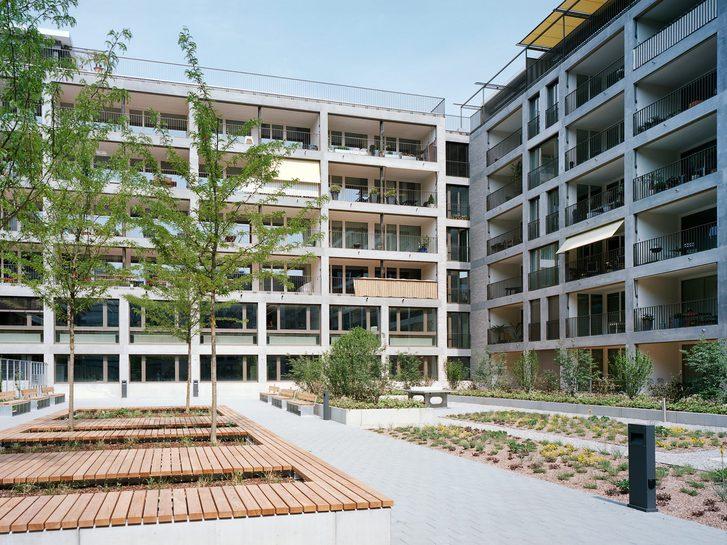 Untermiete: möblierte Stadtwohnung BHF Winterthur 2