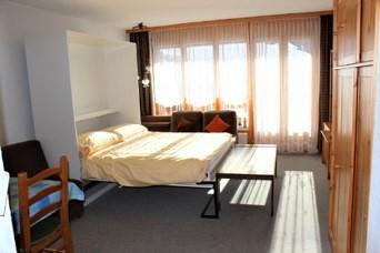 Haus FOLLJERET A Helles, gepflegtes Studio mit schöner Aussicht direkt neben der Skipiste 3