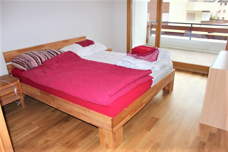 Residenz Athos, 3.5 Zimmer Luxuswohnung mit grossem, sonnigen Balkon 4
