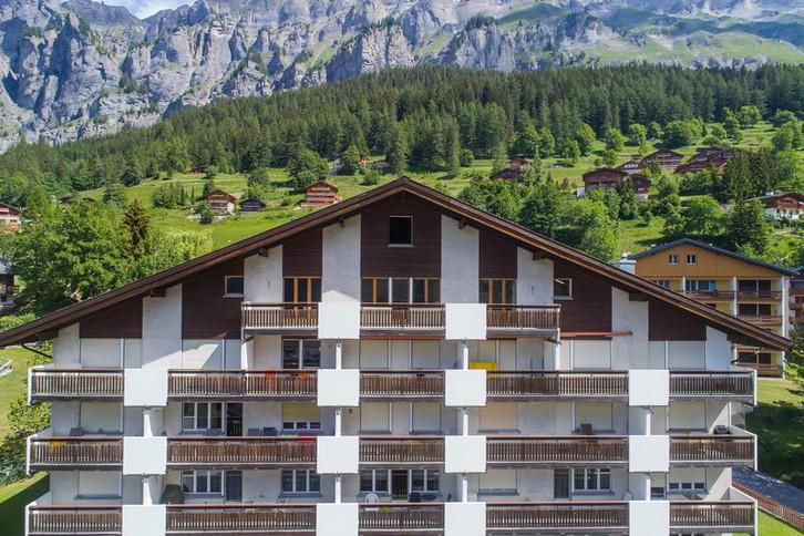 GOLIATH: Gesamte 5. Etage: luxuriöse 5 ½ und 1 ½  Zimmerwohnung 3954 Leukerbad