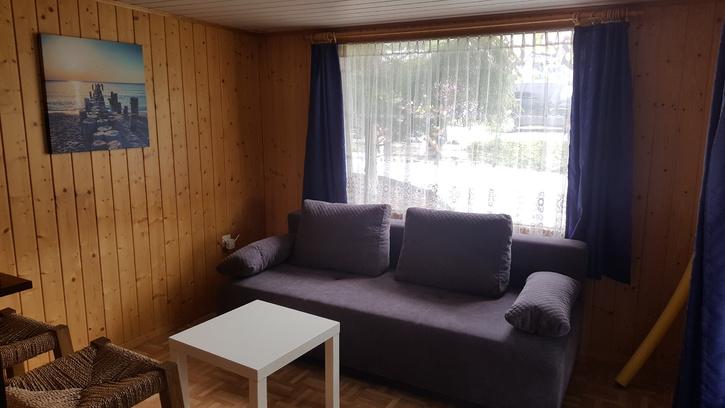 A louer : logement atypique à Hauteville (entièrement équipé CHF 720.–) 2