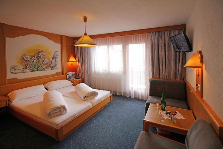 Schönes Hotel Mattmark auf 4 Etagen, 26 Zimmer 3