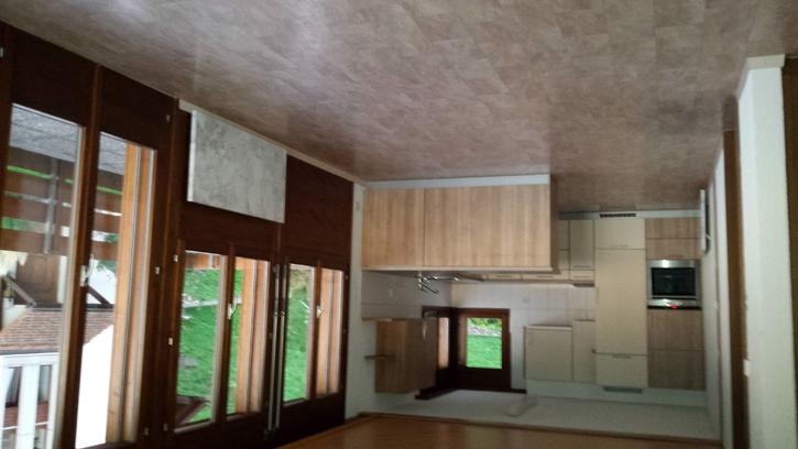Geräumige 5.5 Zimmerwohnung in Zweifamilienhaus 6276 Hohenrain
