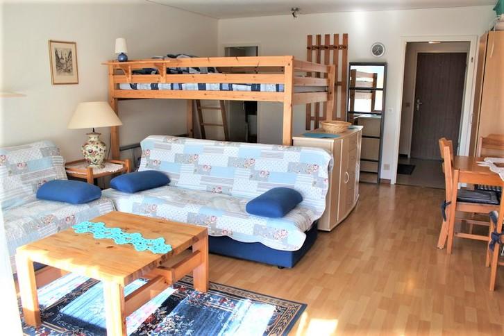 Appartementhaus ERLI, 1.5-Zimmerwohnung in zentraler, ruhiger Lage mit Südbalkon 4