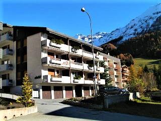 Appartementhaus SIESTA, schöne 2-Zimmer-Duplexwohnung auf 2 Etagen 3954 Leukerbad