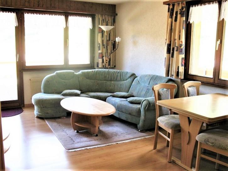 SANDRINA, einzigartige 3.5-Zimmerwohnung ATTIKA/PENTHOUSE mit grosser Terrasse und wunderschönem Panoramablick, Sauna im Haus 3