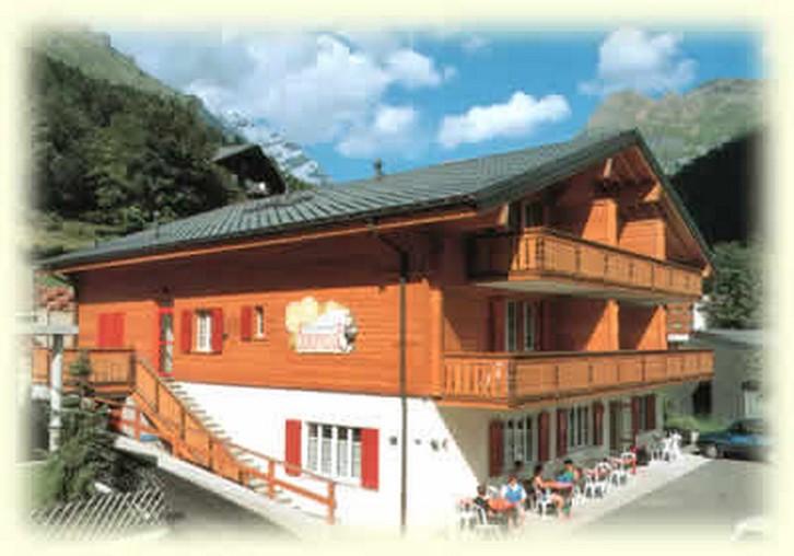 Hotel TOURISTENHEIM / BERGFREUDE in Leukerbad 3954 Leukerbad