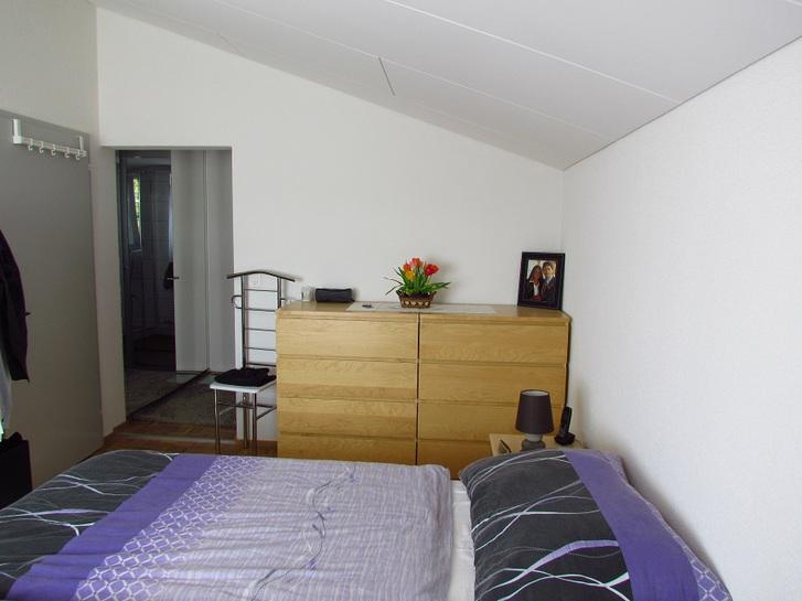 Frisch renovierte 3.5 Zimmer-Wohnung mit Galerie im Dachgeschoss  2