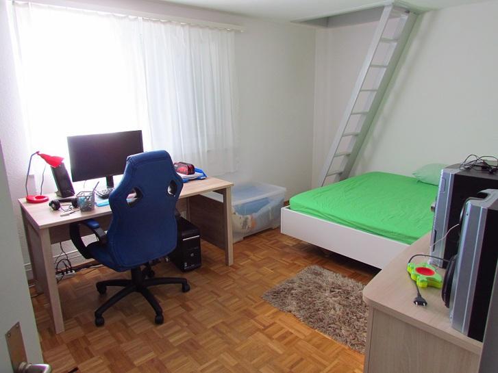 Frisch renovierte 3.5 Zimmer-Wohnung mit Galerie im Dachgeschoss  3