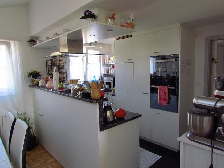 Frisch renovierte 3.5 Zimmer-Wohnung mit Galerie im Dachgeschoss  4