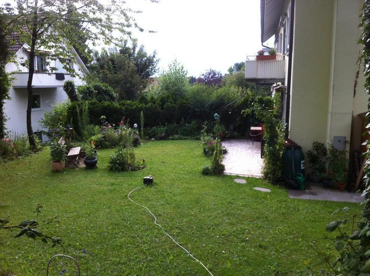 2 1/2 Zimmer Parterrewohnung mit Cheminee, Sitzplatz und grossem Garten Muri b. Bern